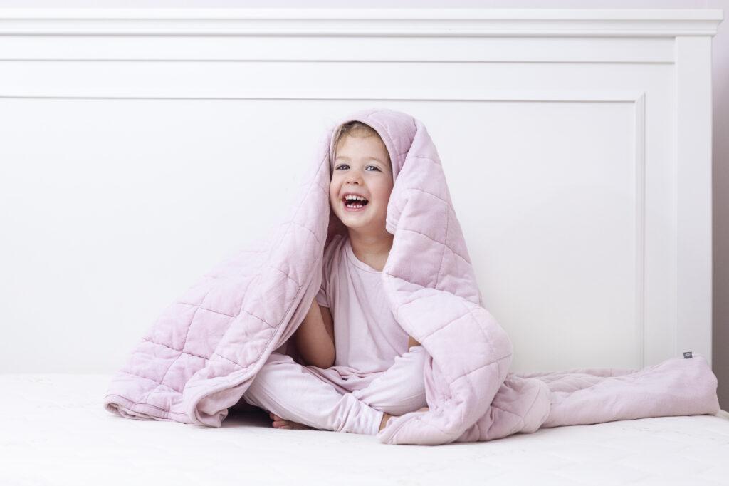 naturepedic blog 3 1024x682 - Jordyn's non-toxic 'big girl' bed and & choosing the right organic mattress